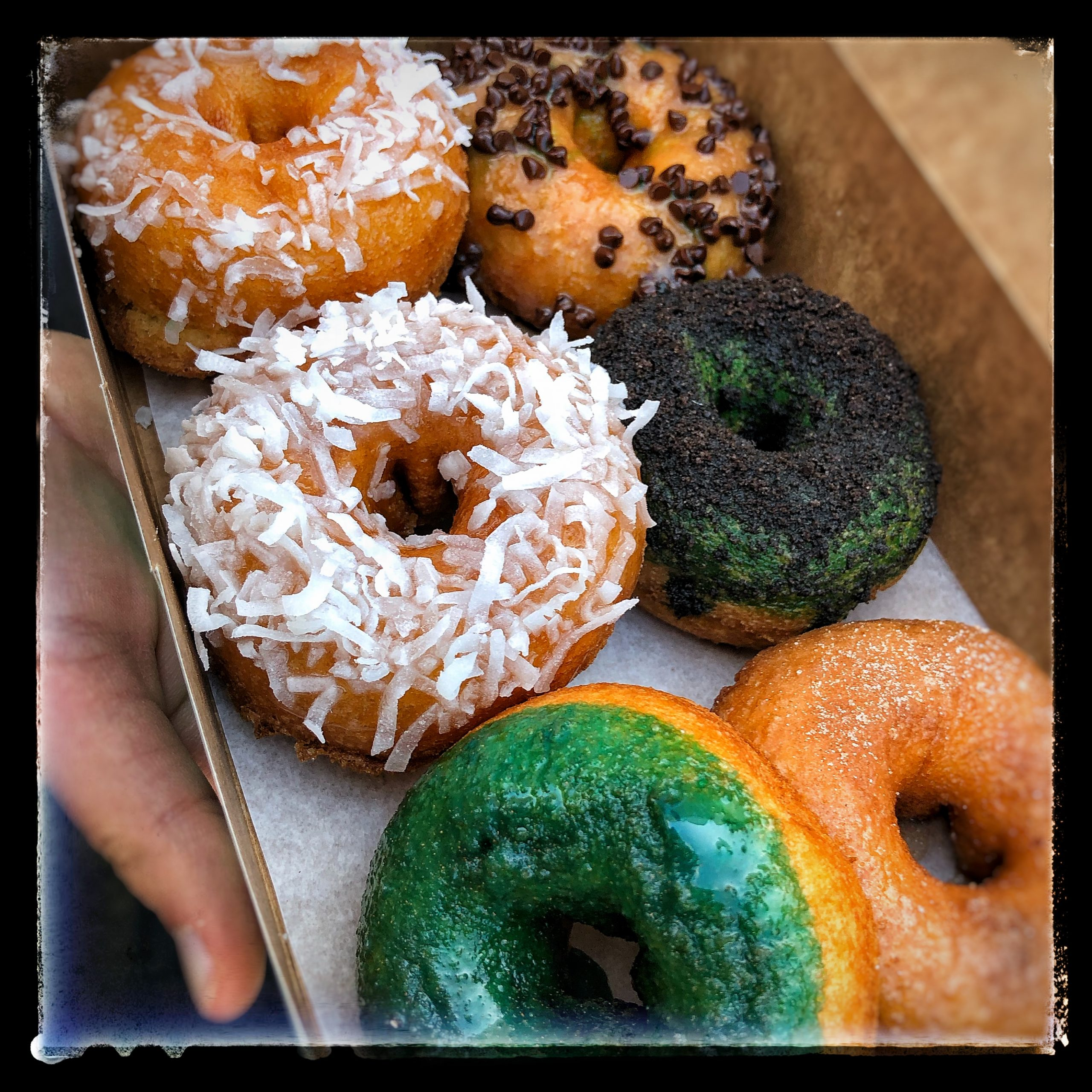 Sandy Pony Donuts - Chincoteague Island